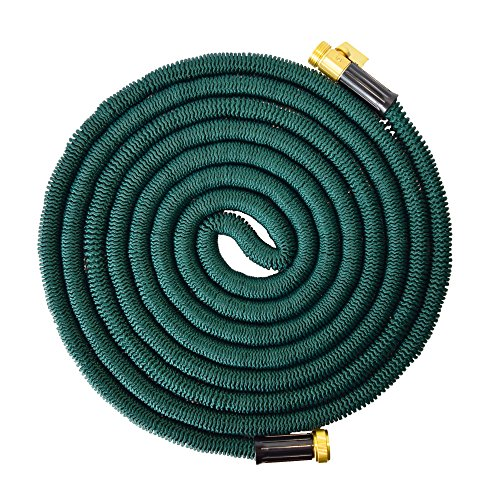 100-FT-Strongest-Expandable-Garden-Hose-Wont-Leak-Wont-Burst-Strong-Brass-Connectors-Not-Plastic-100-Customer-Satisfaction-Warranty-Golden-Spearhead-0-1