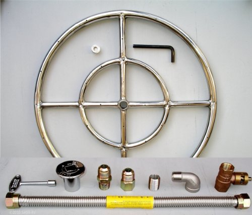 18-Round-Stainless-Steel-Fire-Pit-Gas-Burner-Ring-Kit-with-Elbow-0
