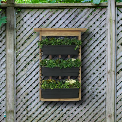 Algreen-34002-Garden-View-Vertical-Living-Wall-Planter-0-0