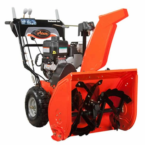 Ariens-921024-Deluxe-24-254cc-24-Inch-Two-Stage-Electric-Start-Gas-Snow-Blower-0