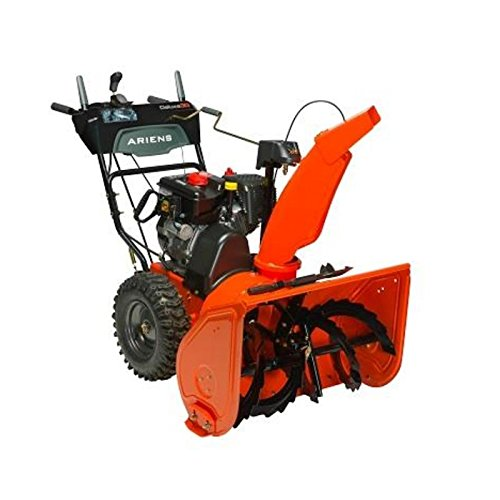 Ariens-921046-Deluxe-28-in-Two-Stage-Electric-Start-Gas-Snow-Blower-0