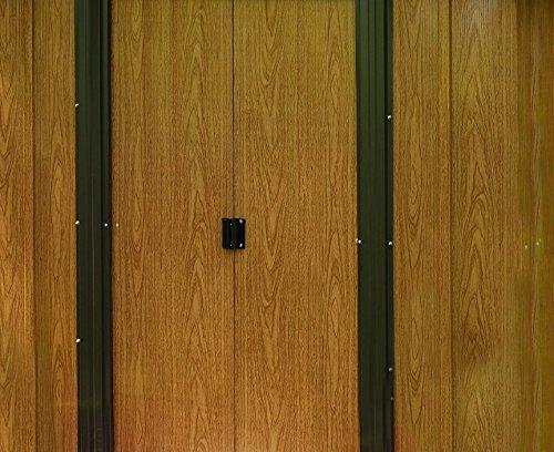 Arrow-WL65-Woodlake-6-Feet-by-5-Feet-Steel-Storage-Shed-0-1