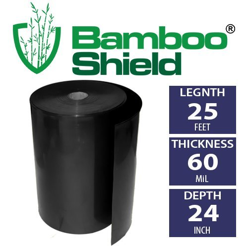 Bamboo-Shield-25-foot-long-x-24-inch-x-60-mil-bamboo-root-barrierwater-barrier-0