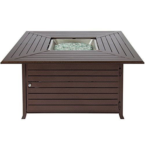 Best-Choice-Products-BCP-Extruded-Aluminum-Gas-Outdoor-Fire-Pit-Table-With-Cover-0-1