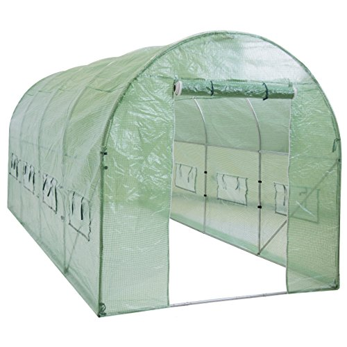 Best-Choice-Products-SKY1917-Walk-In-Tunnel-Green-House-Garden-Plant-15-x-7-x-7-0