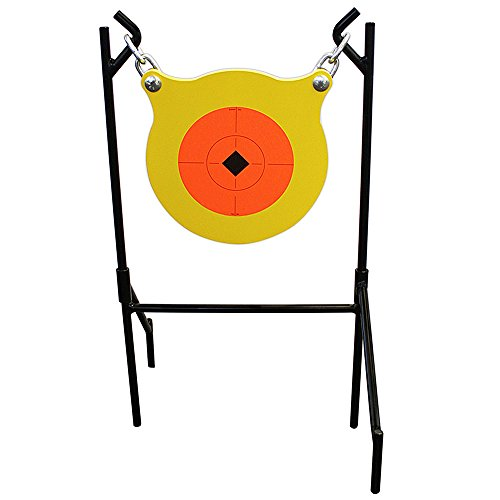 Birchwood-Casey-World-of-Targets-Boomslang-AR500-Gong-Centerfire-Target-0