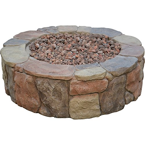 Bond-Mfg-67456-Pinyon-Gas-Stone-Look-Fire-Pit-28-by-28-by-91-0