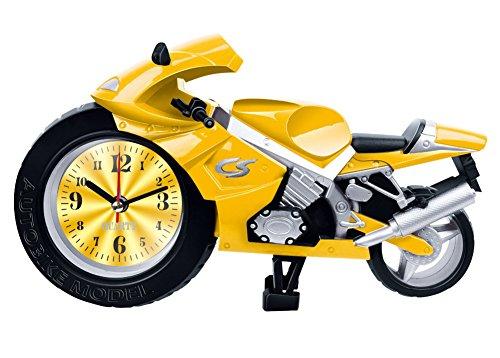 CC-JJ-RedYellowBlue-Novelty-Model-Cool-Motorcycle-Alarm-Clock-0-1