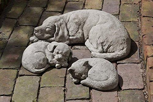 Campania-International-Curled-Cat-Statue-0