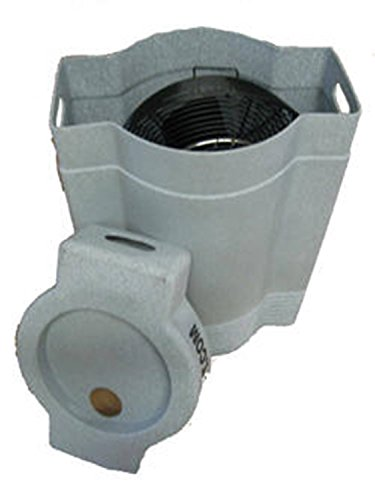 Cool-Draft-CDHP1840GRY-High-Pressure-1000-PSI-22-Inch-Diameter-4-Position-3-Speed-Misting-Fan-0-0