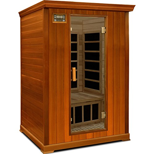 Crystal-Sauna-FWC200-2-Person-Family-Infrared-Sauna-in-Red-Cedar-0