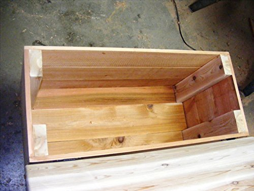 DIY-Kit-Cedar-Chest-and-Storage-Bench-Size-30-x-13-x-19-inches-by-Steves-Gift-Shoppe-0