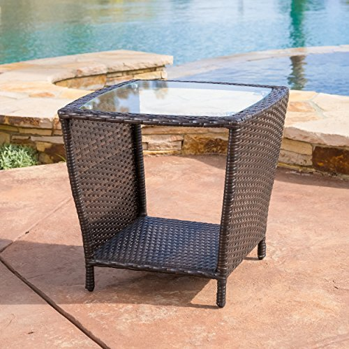 Easton-Outdoor-Brown-Wicker-Accent-Table-0
