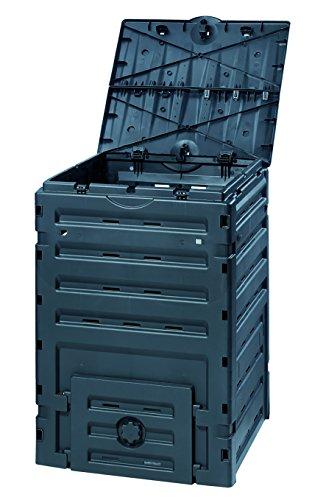 Exaco-628001-Eco-Master-Polypropylene-Composter-120-Gallon-Black-0