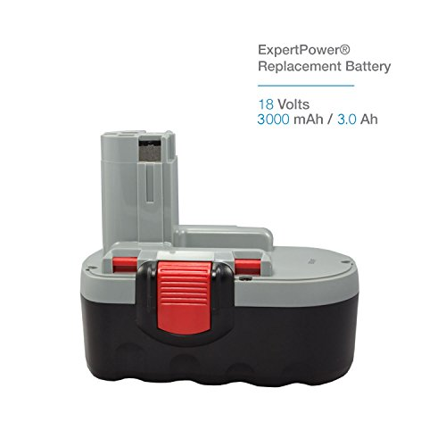 ExpertPower-18v-3000mAh-NiMh-Battery-for-Bosch-BAT025-BAT026-BAT160-BAT180-BAT181-3453-01-35618-3860K-52318B-GDR-18-V-GDS-18-V-0-0