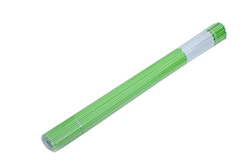 FiberMarkers-51672-Pack-Of-50-Green-Color-Reflective-Snow-Markers-Driveway-Reflective-Markers-0-1