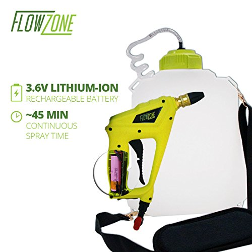 FlowZone-13-Gal-Multi-Use-36V-Battery-Powered-Portable-Garden-Sprayer-w-Strap-0-1
