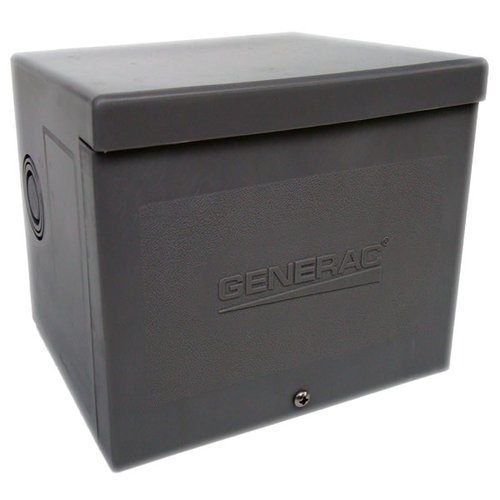Generac-6338-50-Amp-4-Wire-125250V-Raintight-Non-Metallic-Power-Inlet-Box-0