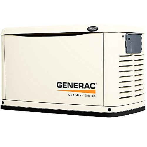 Generac-Air-Cooled-Steel-Enclosure-Liquid-PropaneNatural-Gas-Powered-Standby-Generator-CARB-Compliant-without-a-Transfer-Switch-Standby-Unit-Only-Discontinued-by-Manufacturer-0