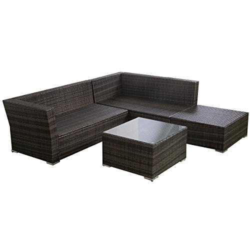 Giantex-4pc-Patio-Sectional-Furniture-Pe-Wicker-Rattan-Sofa-Set-Deck-Couch-Outdoor-0-1