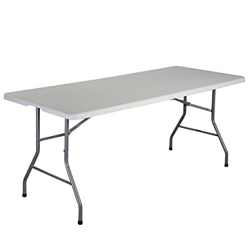 Giantex-6-Folding-Table-Portable-Plastic-Indoor-Outdoor-Picnic-Party-Dining-Camp-Tables-0