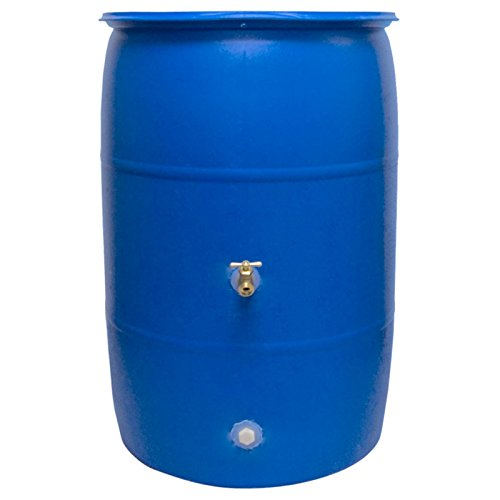 Good-Ideas-Recycled-Big-Blue-Plastic-Rain-Barrel-0-1