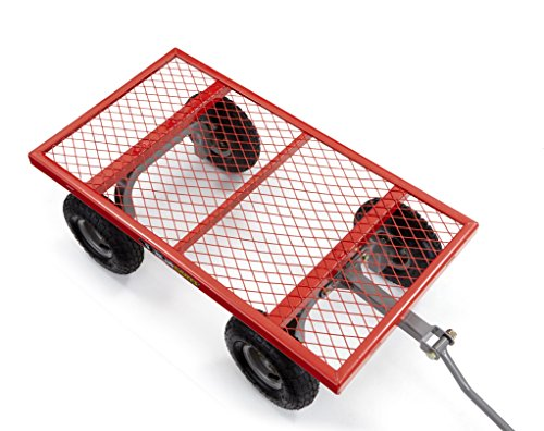 Gorilla-Carts-Steel-Utility-Cart-with-Removable-Sides-with-a-Capacity-of-800-lb-Red-0-1