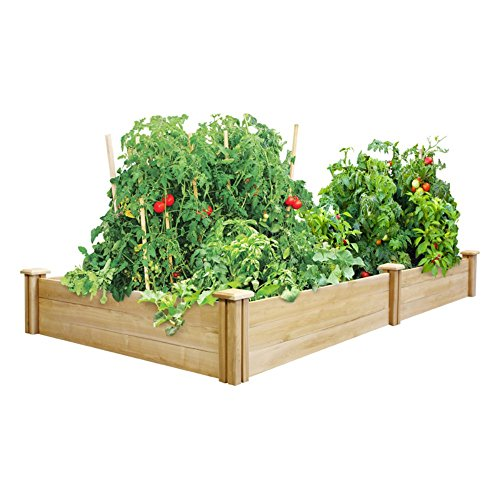 Greenes-4-x-8-ft-x-105H-in-Cedar-Raised-Garden-Kit-0