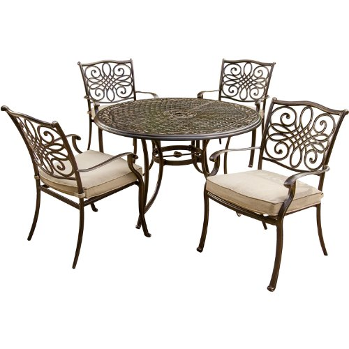 Hanover-Traditions-5-Piece-Deep-Cushioned-Outdoor-Dining-Set-0