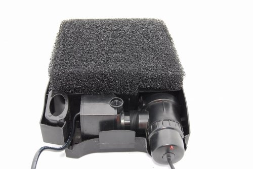 Jebao-UIF-2000-All-in-One-Fish-Pond-Filter-Pump-with-9-Watts-UVC-Clarifier-0-0