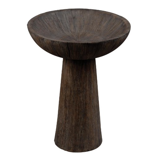 Kenroy-Home-Forest-Bird-Bath-Driftwood-Finish-0