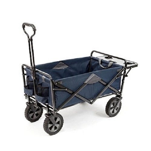 MAC-Sports-Folding-Wagon-with-Folding-Table-Blue-0