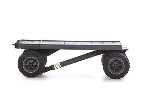 Mighty-Max-Cart-SU600DBG-Sports-Fishing-Utility-Cart-with-All-Terrain-Weatherproof-Wheels-0-1