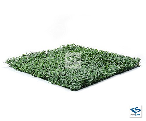 NatraHedge-Artificial-Boxwood-Hedge-Mat-20x-20-Panels-12-Pack-0-0
