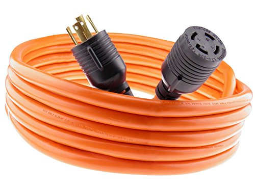 Nema-L14-30-Generator-Power-Cord-4-Wire-10-Gauge-125250v-30-Amp-20-Feet-0