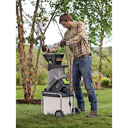 No-gas-and-No-oil-with-rare-transport-wheels-Garden-Chipper-Shredder-0-0