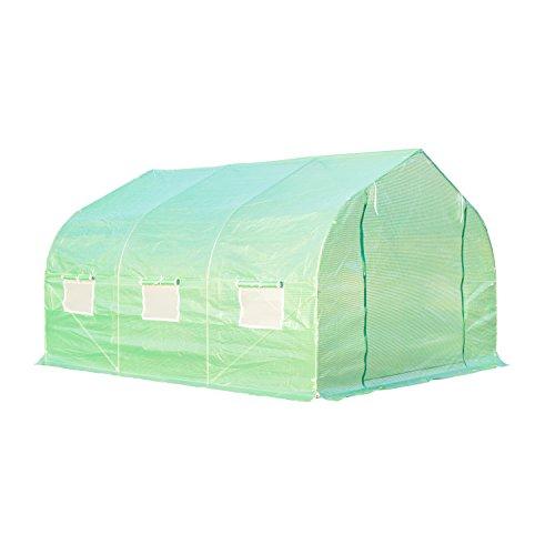 Outsunny-12-x-10-x-7-Portable-Walk-In-Garden-Greenhouse-Deep-Green-0-0