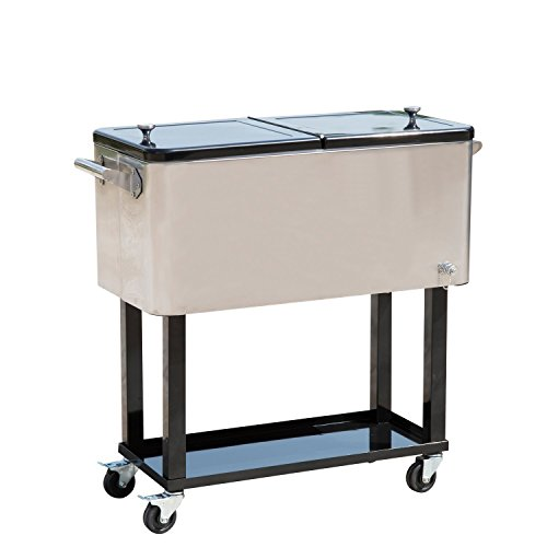 Outsunny-80-QT-Rolling-Ice-Chest-Portable-Patio-Party-Drink-Cooler-Cart-4-Color-Choices-0-1