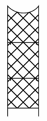 Panacea-89655-Giant-Trellis-Includes-Wall-Mounting-Brackets-108-Inch-Height-by-30-Inch-Width-Black-0