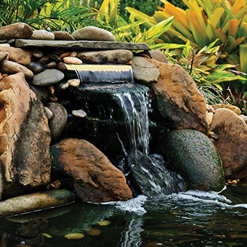 Pond-Boss-DILM12W-White-Lit-Waterfall-Spillway-12-Inch-0-0