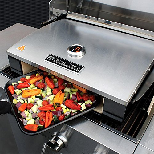Professional-Series-Stainless-and-Enamel-Steel-Pizza-Oven-Box-with-3-Heat-Options-0-1