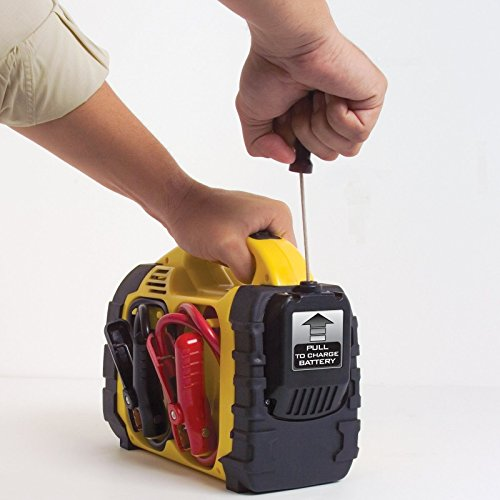 Rally-7471-Portable-8-in-1-Power-Source-and-Jumpstart-Unit-with-Hand-Generator-0-0