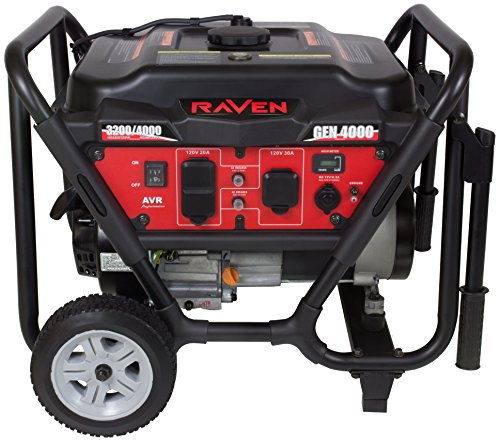 Raven-4000-watt-Generator-with-Wheel-Kit-0-0