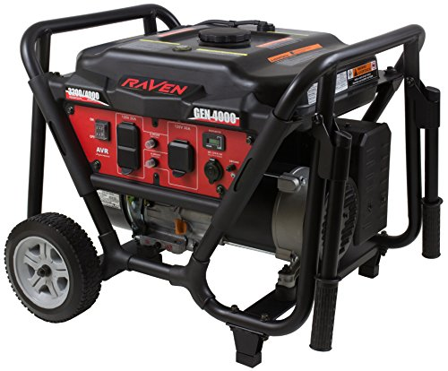 Raven-4000-watt-Generator-with-Wheel-Kit-0