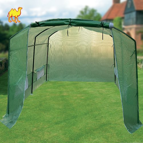 STRONG-CAMEL-New-Greenhouse-10-X7X6-Larger-Hot-Garden-House-0-0