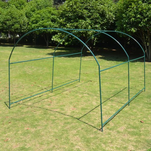STRONG-CAMEL-New-Greenhouse-Replacement-Frame-for-10X7X6-Larger-Hot-Garden-House-0