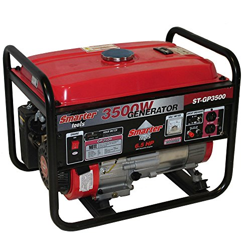 Smarter-Tools-Gasoline-Powered-Portable-Generator-3500-W-0
