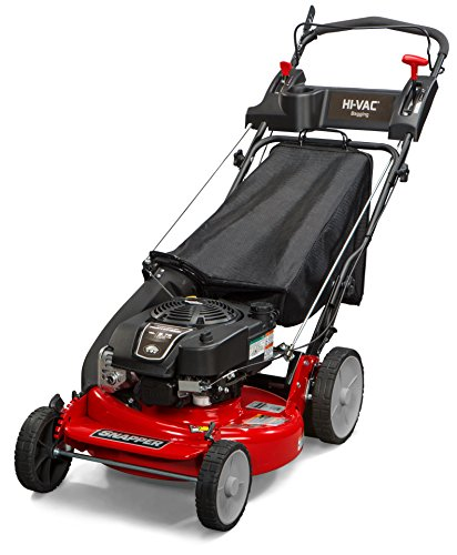 Snapper-P2185020-7800980-HI-VAC-190cc-3-N-1-Rear-Wheel-Drive-Variable-Speed-Self-Propelled-Lawn-Mower-with-21-Inch-Deck-and-ReadyStart-System-and-7-Position-Height-of-Cut-0
