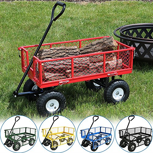 Sunnydaze-Heavy-Duty-Steel-Log-Cart-34-Inches-Long-x-18-Inches-Wide-400-Pound-Weight-Capacity-0