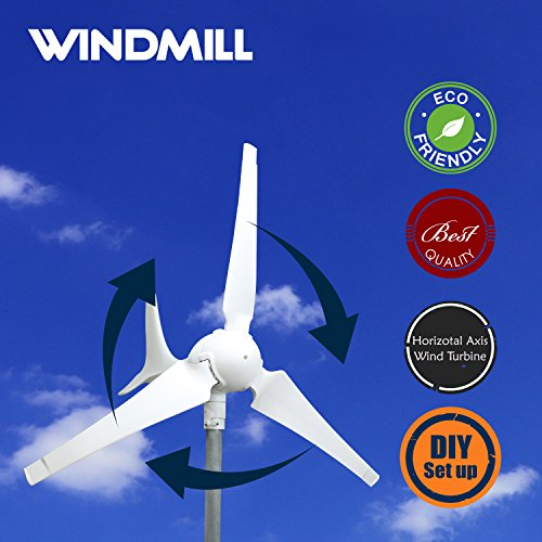 WINDMILL-600W-12V-24V-50A-25A-Wind-Turbine-Generator-kit-MPPT-charge-controller-included-Amp-Volt-Watt-display-automatic-and-manual-braking-system-DIY-installation-0-0